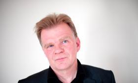 Islandske Einar Már Gumundsson fik ideen af Shakespeare