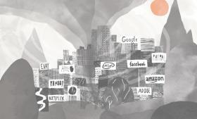 Samarbejde. Mens Silicon Valley administrerer, opdaterer og tjener penge på den digitale infrastruktur, tapper den amerikanske efterretningstjeneste det for data efter behov, skriver Evgeny Morozov