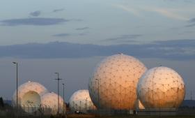 Kort efter at den amerikanske NSA-lyttestation i Bad Aibling i Bayern officielt lukkede i 2004, blev faciliteterne overtaget af den tyske efterretningstjeneste BND, der i vidt omfang har videreført NSA's storstilede overvågning af satellit- og telekommunikation. Amerikanske overvågnings-eksperter fra NSA flyttede ved samme lejlighed ind i barakker tæt på BND's nye anlæg på stedet.