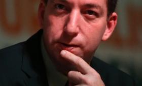 Glenn Greenwald, 46, fik Edward Snowden til at stå frem og afsløre NSA's globale overvågning.