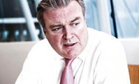 Lars Seier Christensen, direktør i Saxo Bank