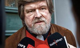 Jørgen Dragsdahl fotograferet i 2013