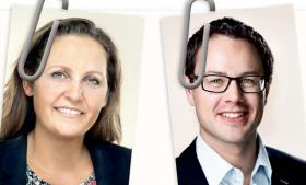 Ingen kandidat har endnu meldt sig til den ledige formandspost i SF. Men favoritfeltet er snævret ind til to bud: Pia Olsen Dyhr og Jonas Dahl. Begge overvejer deres position, men hvordan er deres styrker og svagheder?