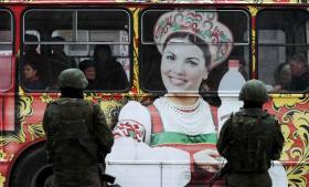 Delte meninger om Krims tilhørsforhold, efter at lokalregeringen har udskrevet folkeafstemning
