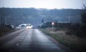 Ukraine og bjørnens behov for stødpuder