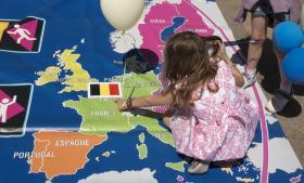 I Frankrig blev Europa-dagen fejret i sidste uge. Andre steder i Europa er der stigende skepsis over for Den Europæiske Union.