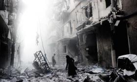 Islamistiske ekstremister ændrer den militære balance i Syrien. IS-militser har løbet den vestligt støttede opposition over ende og har fordrevet Bashar al-Assads styrker fra vigtige støttepunkter