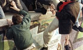 Berlin den 10. november 1989.