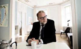 Energi-, klima- og forsyningsminister Lars Christian Lilleholt (V).