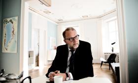 'Jeg er stolt over i Paris at repræsentere et land, som er så langt fremme med den grønne dagsorden,' siger klimaminister Lars Chr. Lilleholt.