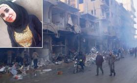Det kostede en 30-årig kurdisk kvinde fra Raqqa livet, da hun åbent kritiserede Islamisk Stats 'ydmygende' regime på Facebook – men hendes mange følgere elskede hende for det