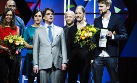 Sidste års vinder af Ph.d. Cup var biokemiker Johan Andersen-Ranberg fra Center for Syntesebiologi ved Københavns Universitet.