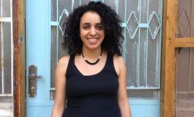 Skrald er der nok af i selv et fattigt land, og det kan der komme meget ud af, mener Hana Faouri.