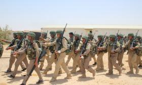 Den store Ain al-Asad-base huser bl.a. danskere, amerikanere, canadiere, italienere, letter og ikke mindst 7.000 mand fra den irakiske hær.