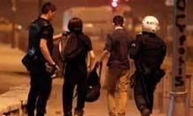 Politiet i Izmir har arresteret 25 for at sprede »usande informationer« på sociale medier