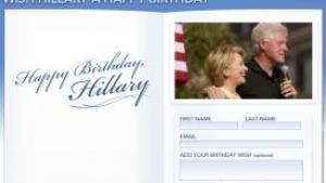 Hillarys fødselsdag