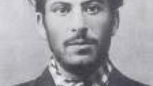 Gangster-Stalin