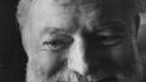 Hemingways sprog