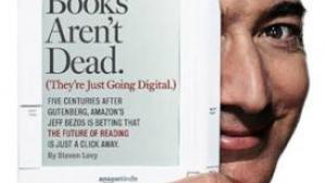 Bøger, gulerødder, Steve Jobs og Kindle