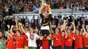 Hyldest til Spanien