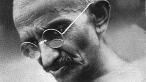 Bl.a. Mahatma Ghandi må betegnes som en af det 20. århundredes sande skurke.