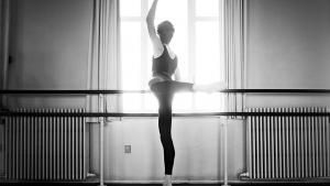 Årets optagelsesprøve på Balletskolen