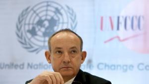 -Jeg forventer ikke en rammeaftale i København, jeg forventer en omfattende aftale,- sagde FN-s klimachef, Yvo de Boer, ved Bonn-mødets afslutning.