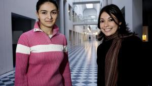 På Copenhagen Business School (CBS) bliver der indskrevet omkring 2000 internationale studerende om året.