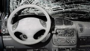 Nicolai Howalt. Fra serien 'Car Crash', 2009, Martin Asbæk Gallery