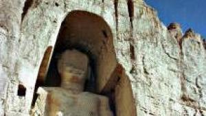 Unesco opgiver genopbygning af afghanske buddha-statuer
