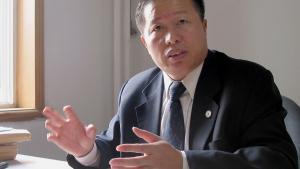 Aktivisten Chen Xi fik 10 års fængsel for 'opfordring til statsundergravende virksomhed', mens menneskerettighedsadvokatenGao Zhisheng (billede) endnu en gang er blevet idømt tre års fængsel.