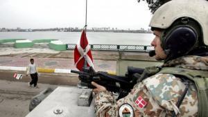 Den danske chef for det civilt-miltære samarbejde på hold 1 og hold 2 i Irak kan ikke genkende billedet af, at danske soldater udleverede fanger til tortur