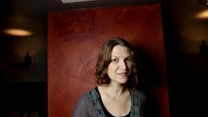 Prisvinder. Merete Lindstrøm fik overrakt Nordisk Råds Litteraturpris i sidste uge for romanen 'Dager i stillhetens historie'.