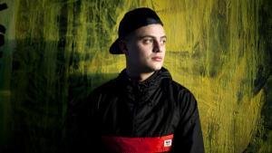 Nicholas Westwood Kidd lod en ny dansk hiphop tage form ved sin koncert i Vega .