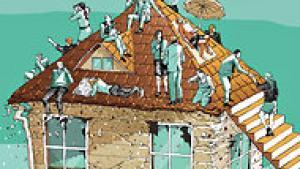 Hvordan bliver den fornuftige boligkøber til et hysterisk boligmarked?