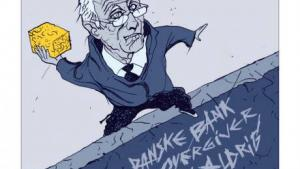 Med en vending, der tidligere er blevet gjort berømt af Dick Cheney, forsøger Danske Bank at vise, at man er i stand til at forny sig