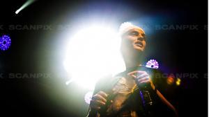 Kidd er en af de markante unge musikere fra 2012. Her på Skanderborg Festival.
