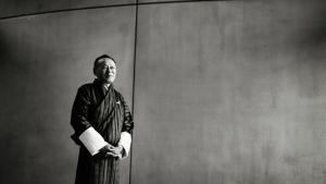 'Den ny regering vil fokusere på at fremme lykke internt i landet og ikke bruge kraft på at fremme GNH internationalt. Det udsagn giver politisk mening,' siger Jigmi Y. Thinley.