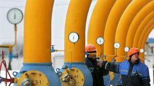 Russiske gasarbejdere lukker for hanerne i en gasledning, der fører gas mod til Hviderusland – og videre til Europa. Et middel, Rusland flere gange har benyttet sig af til at inddrive gæld, men også til at spille med musklerne over for tidligere sovjetrepublikker og modvirke EU's indflydelse i deres interesseområde.