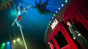 Lilja Scherfigs ungdomsroman 'Bobolina' handler om en teenager, der bor i et cirkus. Den er både skøn og en smule irriterende.