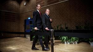 Forsoning – eller i hvert fald våbenhvile – i Odense i nat. Nu begynder arbejdet i Venstre med at klinke skårene