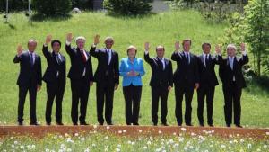 Der er nok af problemer at tage fat på – fra kulstofemissioner over global handel til græsk gæld – men det er længe siden, at Vestens syv førende industrinationer var i stand til at finde fælles fodslag