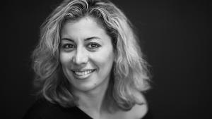 Lilas Hatahet, 36 årJournalist og kunstkritikerFra Syrien