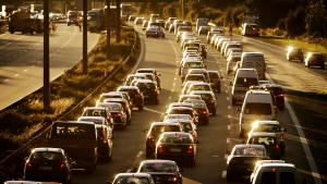 Registreringsafgiften på biler sættes ned med 30 procent, og det er rigtigt skidt for klimaet. Man burde i stedet have sat pengene af til offentlig transport, mener Gitte Seeberg fra Verdensnaturfonden.