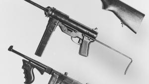 I Claudio Magris' roman 'Intet retsligt efterspil' skaber en mand verdens største museum for våben,  Det Totale Krigsmuseum.