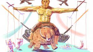 Trods et solidt statsdopingprogram ser OL i Rio ikke ud til at blive en stor succes for de russiske atleter, som også denne gang halser efter USA og Kina i kampen om medaljer. Så Vladimir Putin er ikke tilfreds – og som altid er det russiske statsoverhoved en handlingens mand