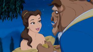 Belle fra Disneys 'Skønheden og udyret' repræsenterer den intellektuelle elite, mens den afviste Gaston er et symbol på de hvide arbejdere, der bl.a. er tiltrukket af Front National.