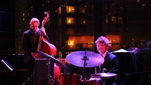 Trommeslager AndreasSvendsen har fået en plads på New Yorks jazzscene.