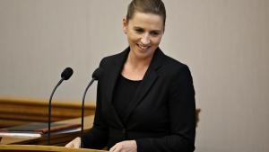 Under Folketingets åbningsdebat fremstod Mette Frederiksen (S) særdeles veloplagt, og under lange passager blev hun udspurgt – og svarede – som om hun allerede er rigets statsminister.