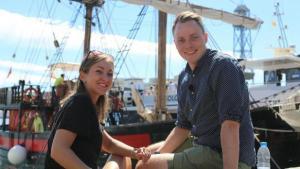 Kenneth fra DR3's nye datingprogram 'Billet til kærlighed'